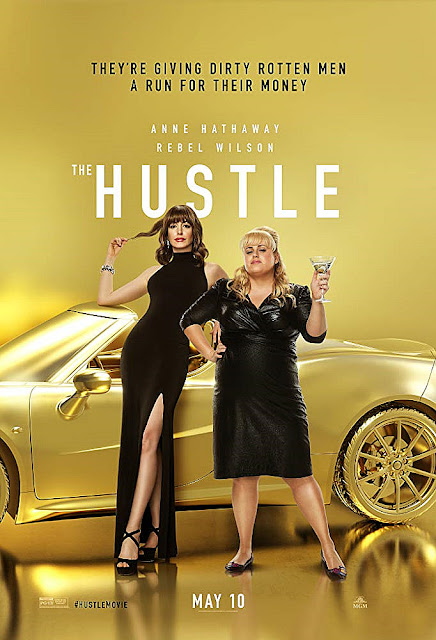 Sinopsis Film The Hustle (2019) - Rebel Wilson, Anne Hathaway