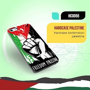 Custome Case 3D Iphone 7 Design Save Palestina 01