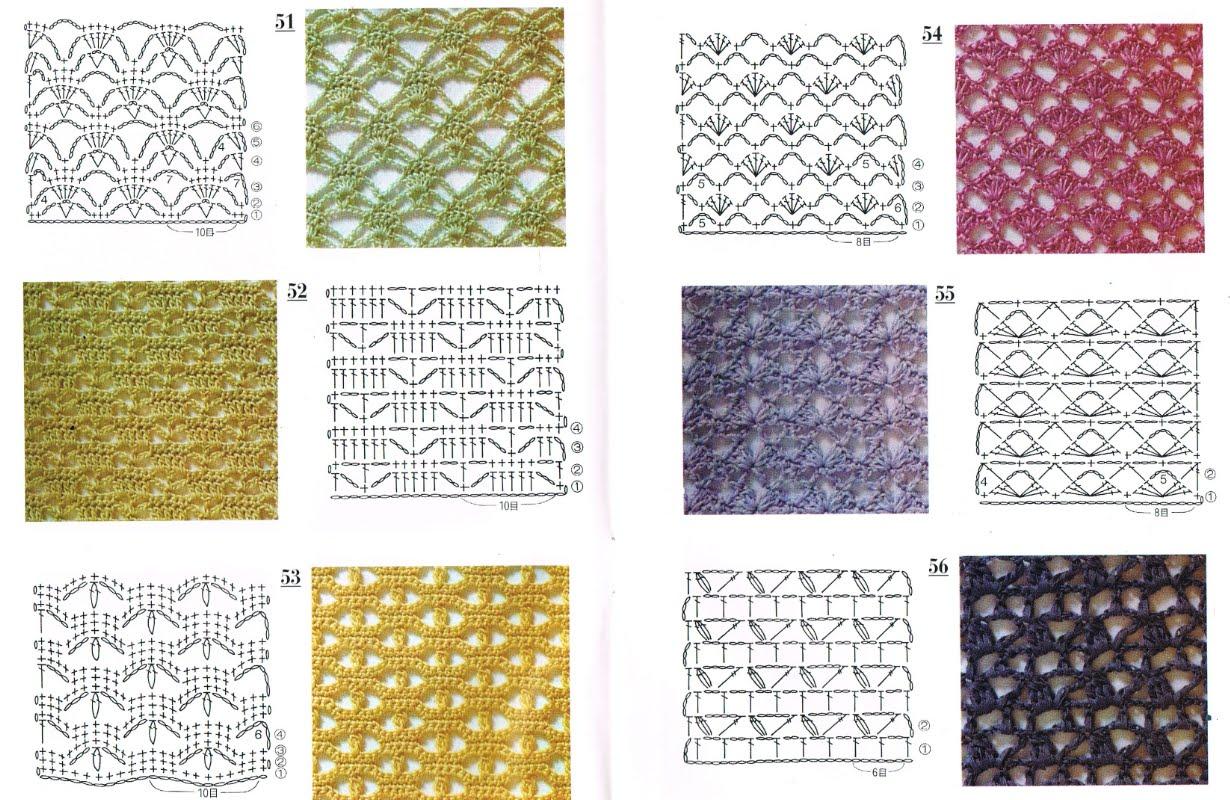 Patrones En Crochet