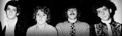 Lou Reed, Moe Tucker, Sterling Morrison e Doug Yule