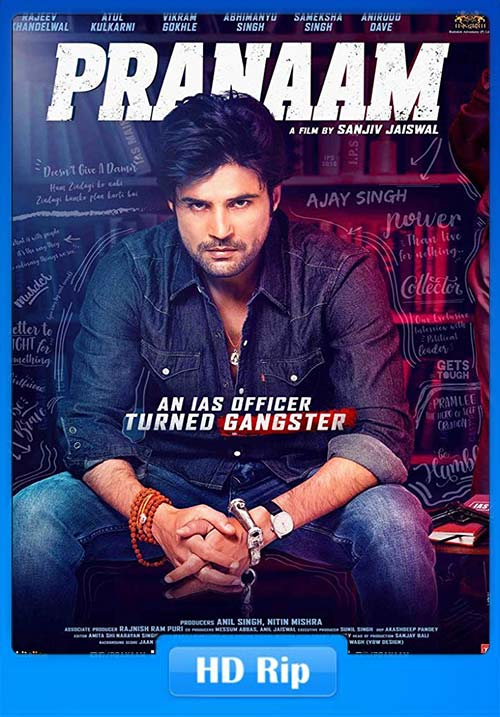 Pranaam 2019 Hindi 720p HDRip ESubs x264 | 480p 300MB | 100MB HEVC