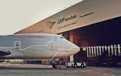 Garuda Maintenance Facility