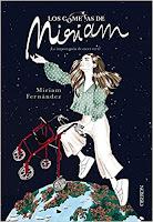 libro Los cometas de Miriam