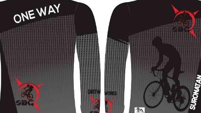 Bahan Yang Nyaman Untuk Dibuat Jersey Sepeda
