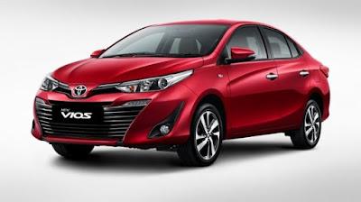 Tampilan Terbaru Toyota Vios