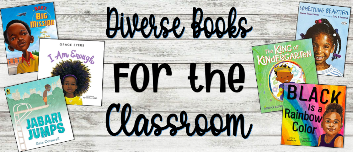 Diverse Books for the classroom