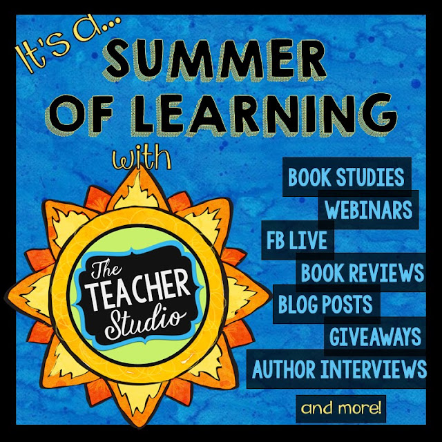 teaching webinars and pd