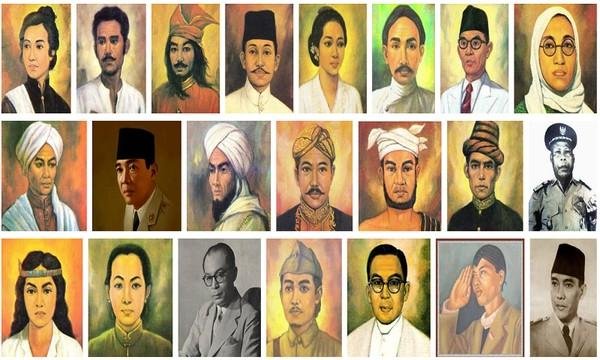 E-Book Ensiklopedia Pahlawan Nasional Indonesia