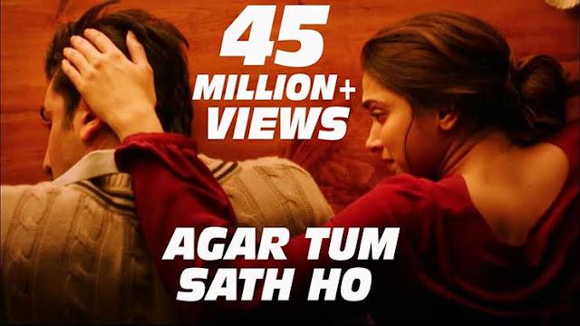 Agar Tum Saath Ho Lyrics - Arijit Singh