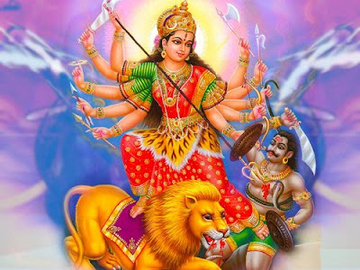 Devi Kavach in Hindi