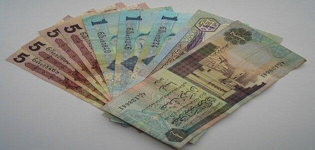 أسعار صرف العملات فى الأردن اليوم الأربعاء 27/1/2021 مقابل الدولار واليورو والجنيه الإسترلينى