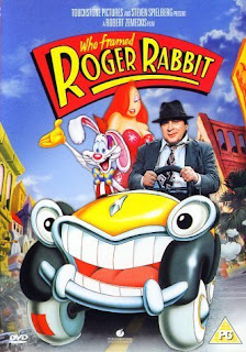 Roger Rabbit DVD Cover