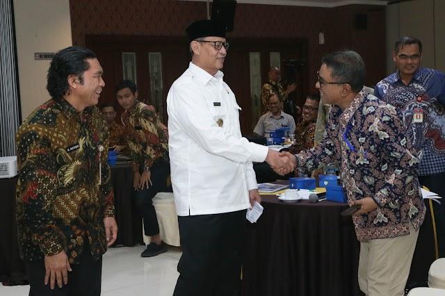 Gubernur: SAKIP Cerminan Pembangunan Banten Tepat Sasaran