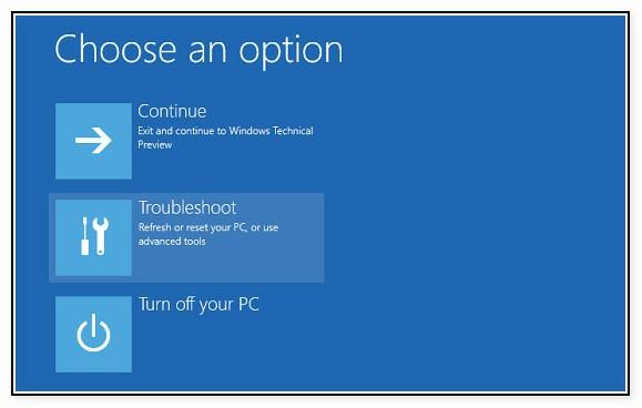 كيفية إعادة تثبيت windows 10 بدون فقد الملفات