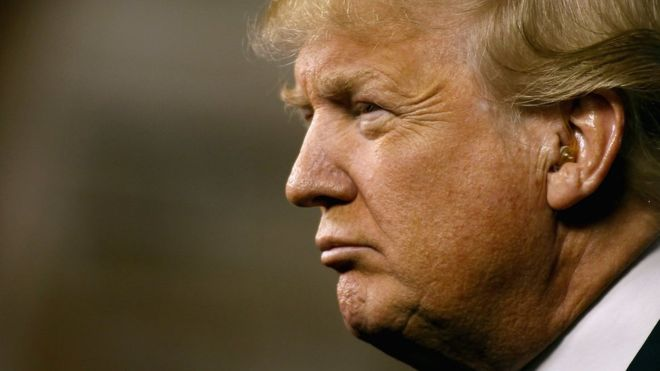 WATCH LIVE: Donald Trump's inauguration