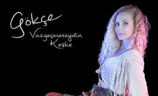 Gökçenin yeni single şarkısı vazgeçmeseydin keşke 2016