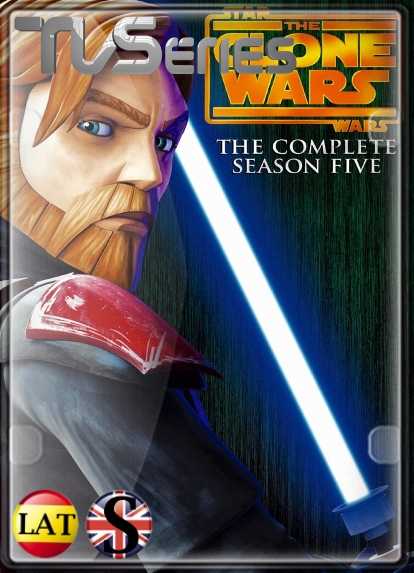 Star Wars: The Clone Wars (Temporada 5) HD 1080P LATINO/INGLES
