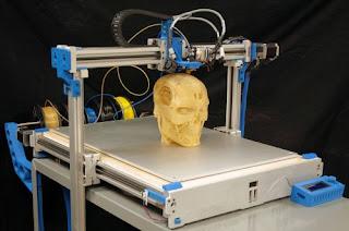 Penjelasan Jenis 3D Printer FDM