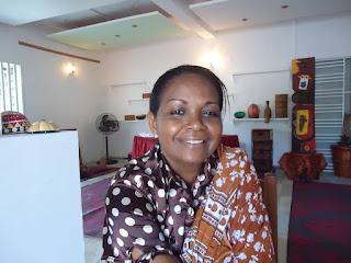 Hissani Guy : Une cheffe d'entreprise audacieuse et une activiste sociale très engagée