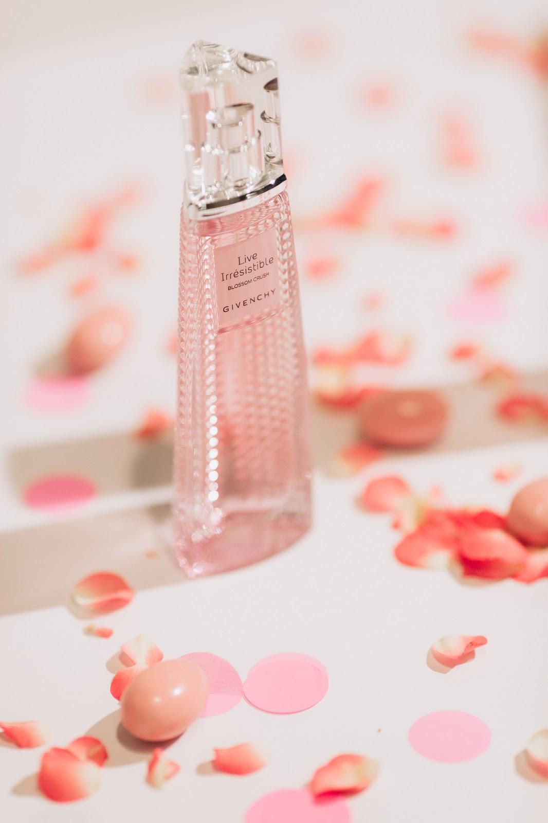 новй цветочный аромат