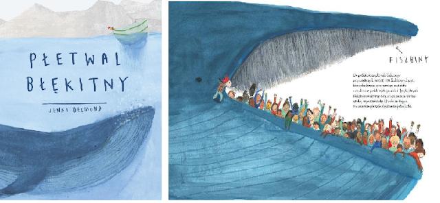 książka dla dzieci blog
