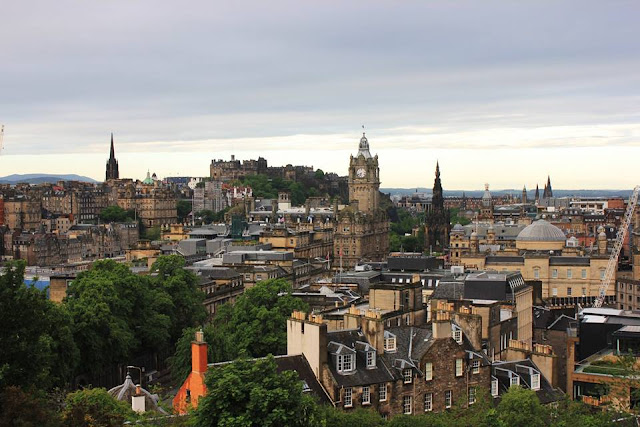 Edinburgh, İngiltere