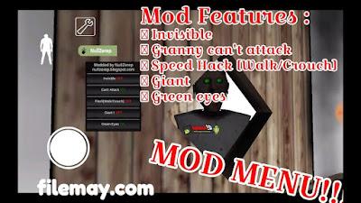 granny mod apk with menu mod [filemay] latest v1.5