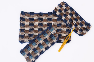 1 - Crochet Imagenes puntada colorida a crochet y ganchillo por Majovel Crochet