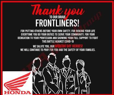 Frontliner Honda