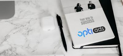 Monetización web automática de OptiAds
