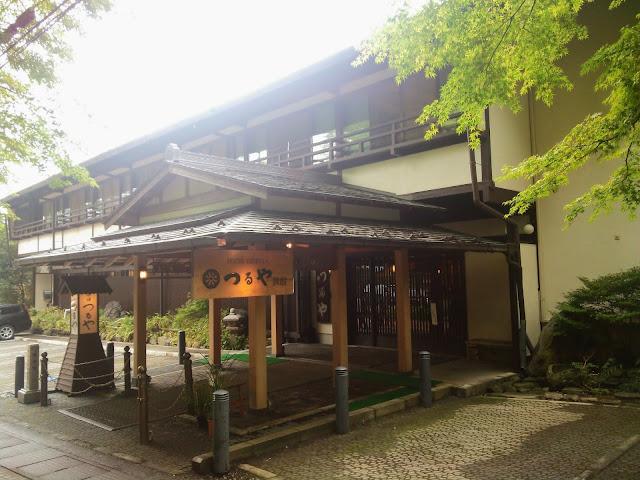 旧軽井沢銀座 つるや旅館