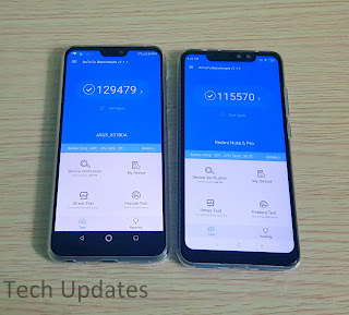 Asus Zenfone Max Pro M2 vs Xiaomi Redmi Note 6 Pro Features, Performance,Camera Comparison