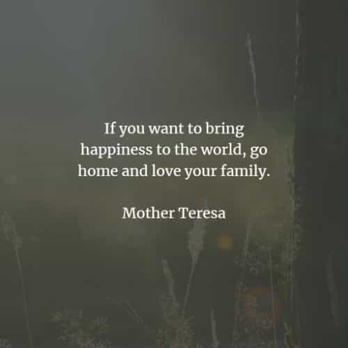 Quotes about family love that will warm your heart