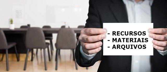 recursos e materiais mais relevante
