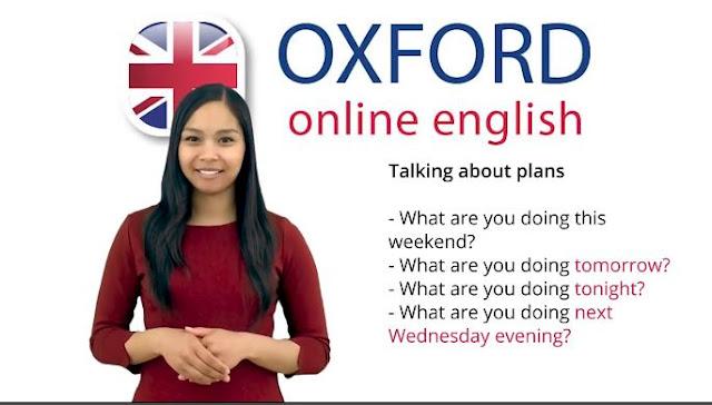 كورس تعلم اللغة الانجليزية من اكسفورد الدرس الرابع :  كيف تتحدث عن المستقبل فى اللغة الانجليزية
