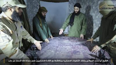 al-jaulani jabhah fath al-sham