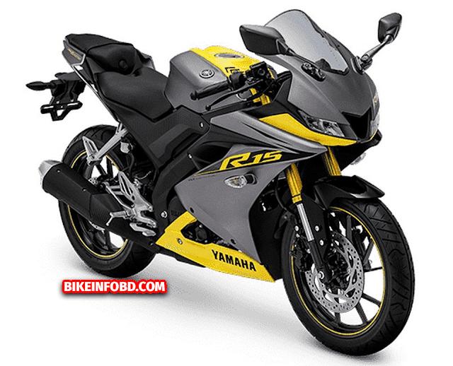 Yamaha R15 V3 Indonesian Price in BD