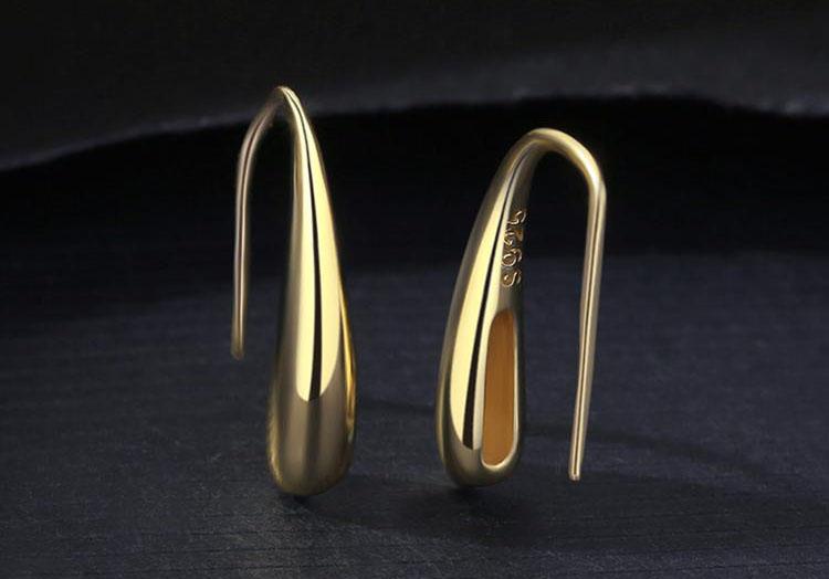 Cleo金屬個性風 925純銀耳環