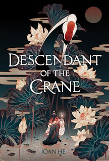 https://www.goodreads.com/book/show/41219451-descendant-of-the-crane