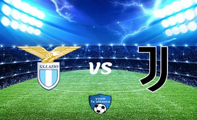 مشاهدة مباراة يوفنتوس ولاتسيو بث مباشر اليوم 6-3-2021 في الدوري الإيطالي.