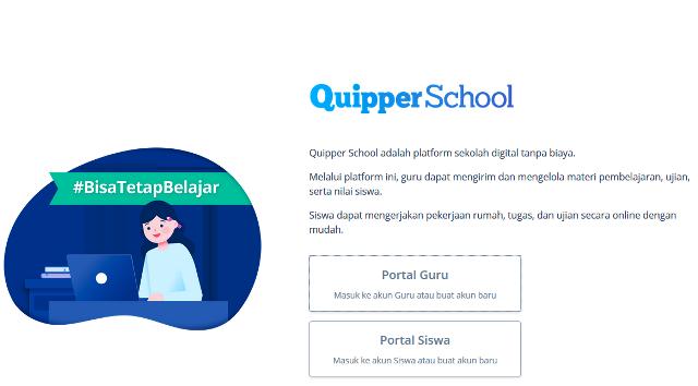 Cara Praktis Membuat Kelas Online di Quipper School