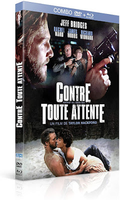 Contre toute attente Blu-ray CINEBLOGYWOOD
