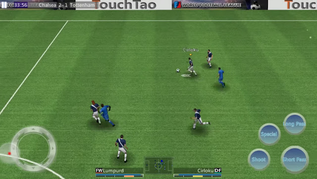 لعبة رابطة العالم لكرة القدم