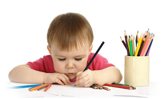 Agar anak giat belajar dengan sendiri