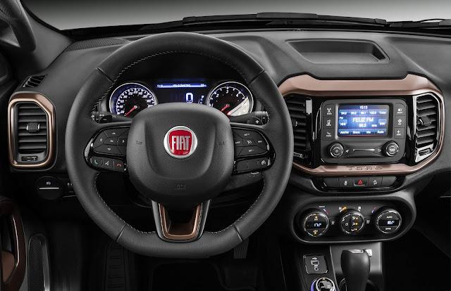 Fiat Toro 2019 Ranch