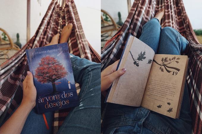 Árvore dos Desejos | Katherine Applegate