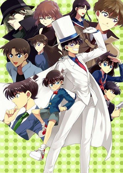 Xem Anime Siêu Trộm Kid -Magic Kaito - Magic Kaito Anime VietSub
