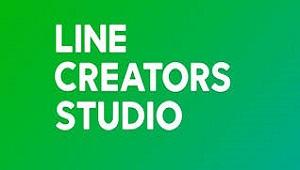 Line Creator Studio untuk iPhone