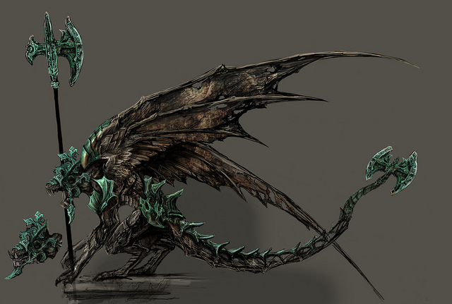 5 Things We Learned About Dark Souls 2 From Today S: Gamer--freakz: Dark Souls Boss Profiles: Bell Gargoyle