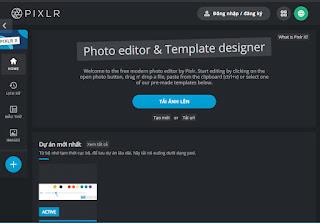 Tạo khung ảnh online đơn giản